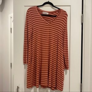Striped FE Dress